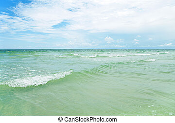 Siesta Key Sarasota Florida - Siesta Key Beach is located on...