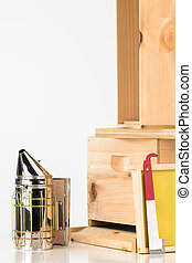 Bee keeping equipment - New bee keeping equipment: deep...