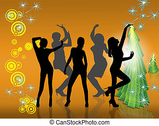 new year\'s evening party