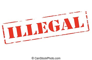 Illegal Stock Illustrations. 13,534 Illegal clip art ...