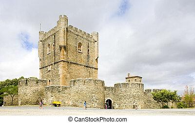 torre, Menagem, citadela, Braganca, Tras-os-Montes,...