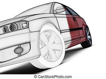 car project concept