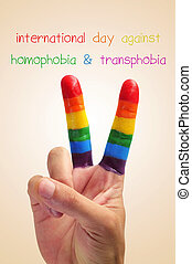 international day against homophobia and transphobia - the...