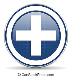 plus icon, cross sign