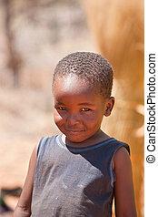 アフリカ, 子供