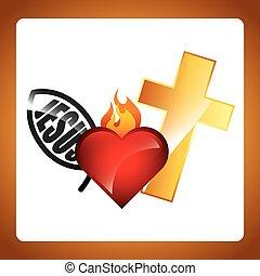 católico, religião,