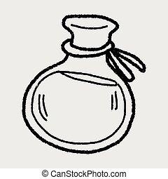potion doodle