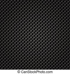 Perforated Texture - Dark Iron Perforated Texture. Metal...