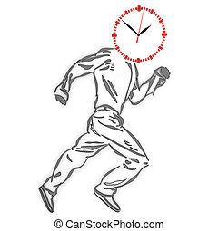 Time run