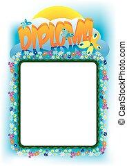 Diploma for Children
