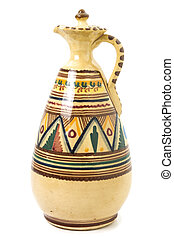 Old Ceramic Jug