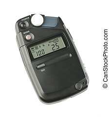 Incident exposure light meter isola - Professional studio...