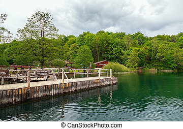 Plitvice Lakes National Park, Croatia - Plitvice Lakes...