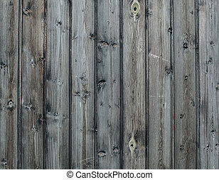 Old rustic dark wood texture - Old rustic faded wood texture