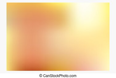 yellow orange blurred background - abstract blur...