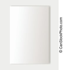 paper blank background.