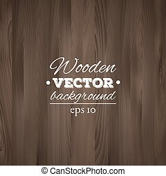 Wooden background. Wood texture - Illustration of wooden...