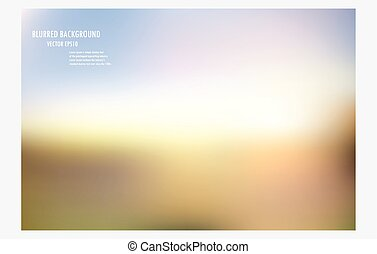 blur sunrise or sunset background,colorful blurred background