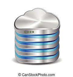 Cloud computing database