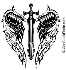 Wings and Sword