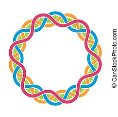 Abstract Celtic Weaving, Round Framework