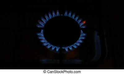 Gas burner ignitions