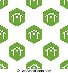 House contour pattern