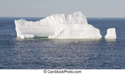 Iceberg - Coastal iceberg.