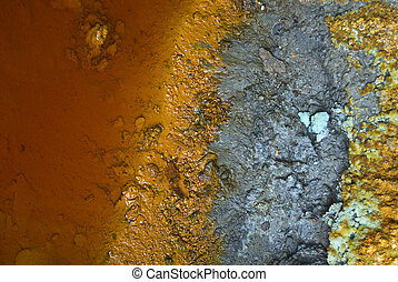 mineral textures