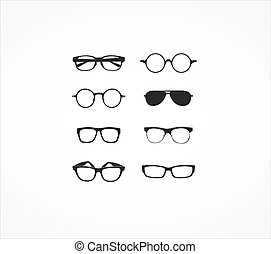 eyeglasses - eyeglasses set