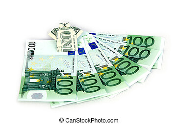 1 dollar like tshirt and hundreds euro - 1 dollar like T...