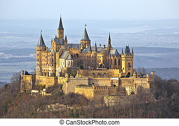 Hohenzollern - A photography of the german castle...