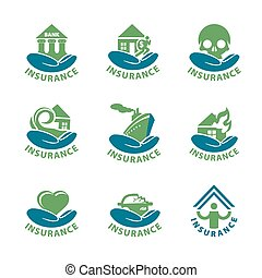 biggest collection of vector logos insurance
