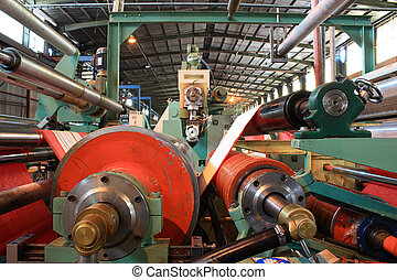 plastic lamination machinery - picture of plastic lamination...
