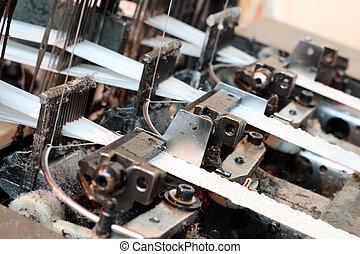 webbing machine