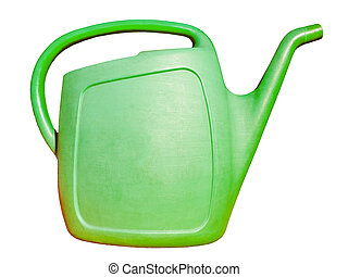Retro look Watering pot - Vintage looking Watering can used...