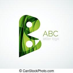 Vector letter logo