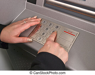 ATM banking