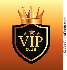 vip membership design, vector illustration eps10 graphic