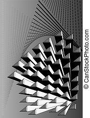 Elegant cover - Creative design of Elegant cover