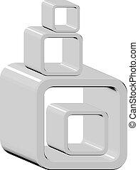 Futrure cube - Creative design of Futrure cube