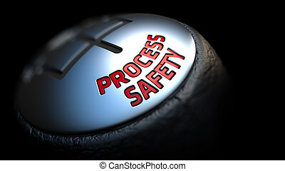 Process Safety. Gear Lever. Control Concept. - Process...