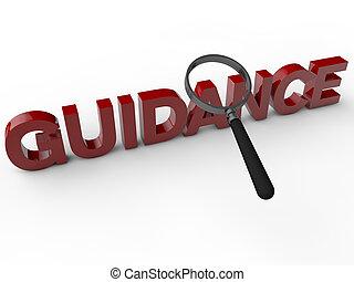 Guidance - 3D Text