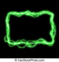 lightning frame