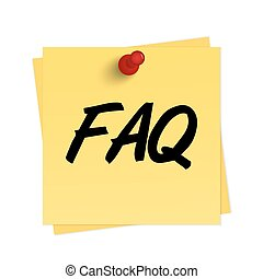 FAQ text on reminder
