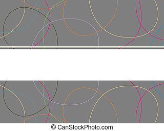 abstract grafic design - vector illustration of colorful...