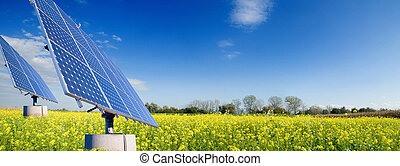 Energy - Solar energy for clean environment