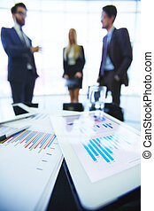 Business data - Paper and electronic financial documents at...