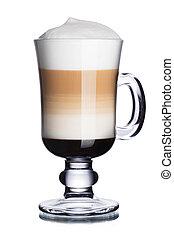 café, cóctel,