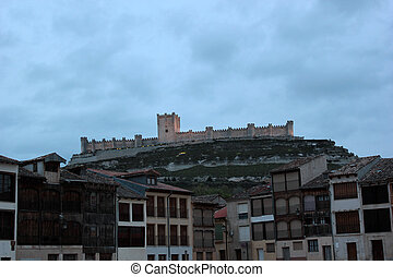 Penafiel, Valladolid - Touristic village in Valladolid...
